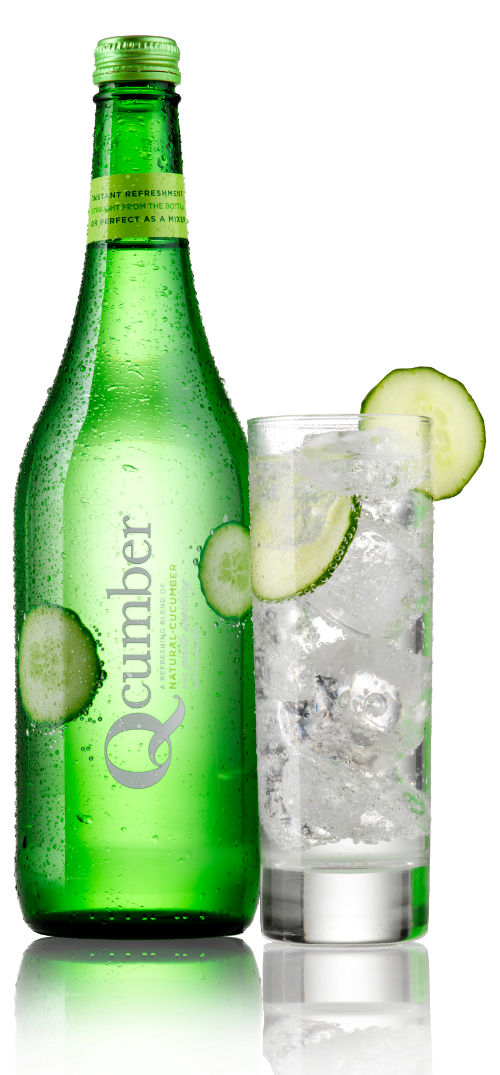 Qcumber Sparkling Drink