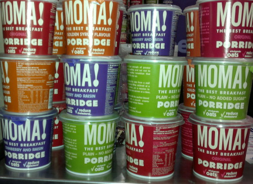 MOMA Breakfast cereal