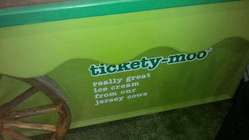 Tickety-Moo Ice Cream
